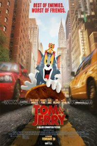 Tom y Jerry (2021) [Latino-Ingles] [Hazroah]